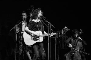Namina en concert