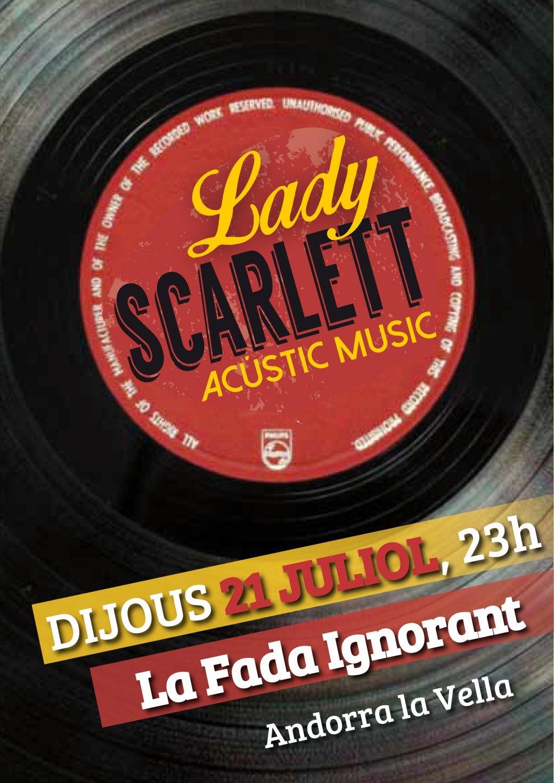 Cartell LADY SCARLETT Fada.indd