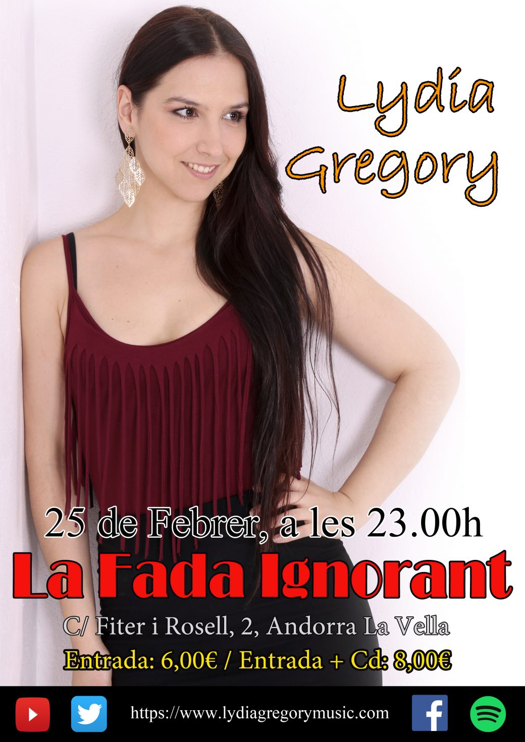 Cartel Lydia Gregory 04-2
