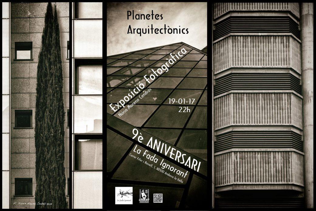 Cartell Expo Núria Moreno 19.01.17