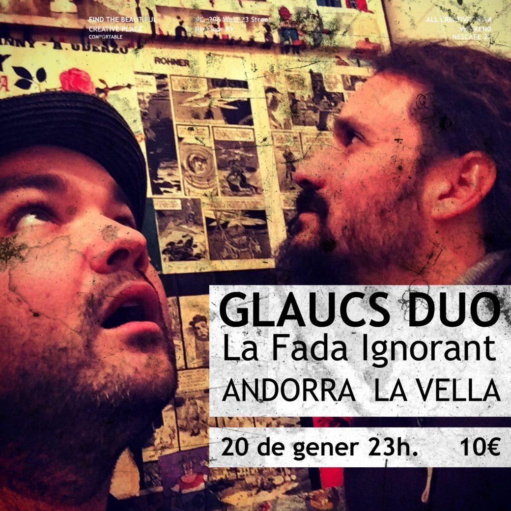 Cartell Glaucs Duo