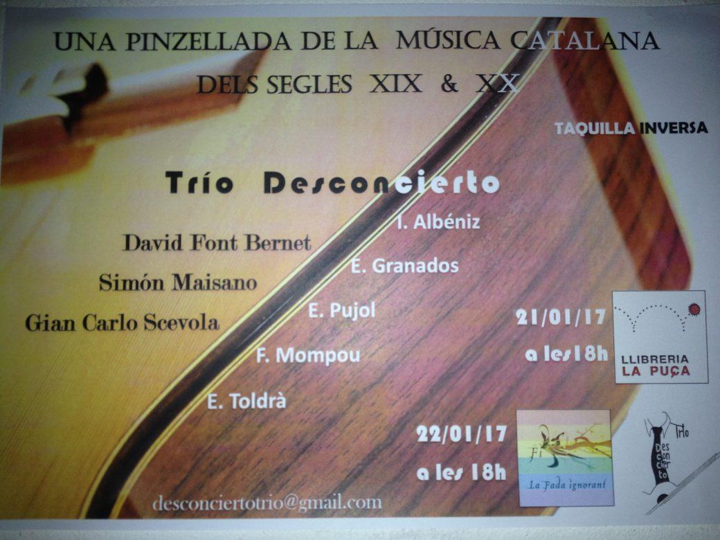 Trio Desconcierto