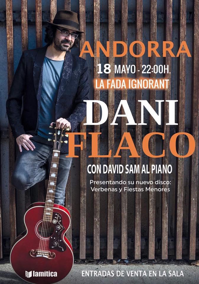 Dani Flaco 18 de mayo