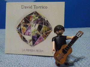 David Torrico -la primera piedra