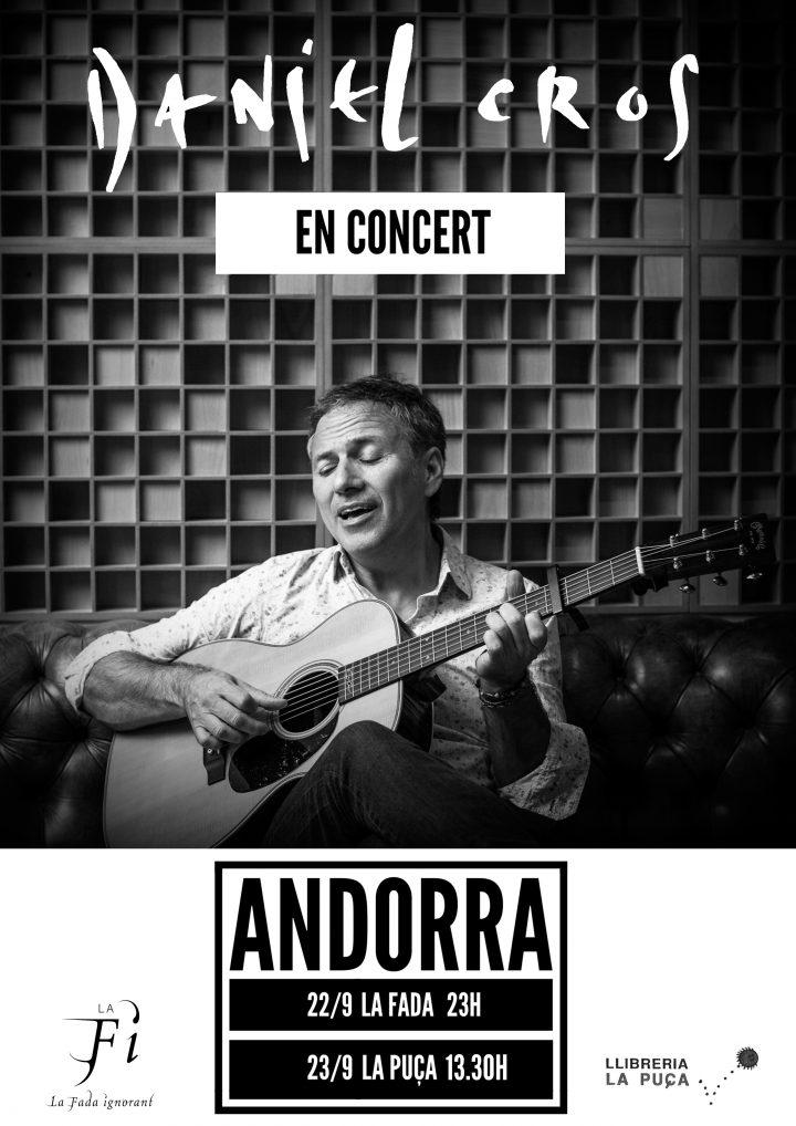 Cartell Daniel Cros ANDORRA-3