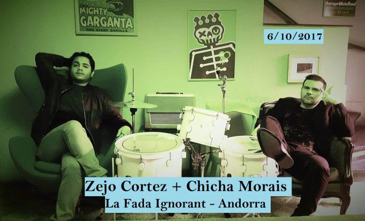 cartell Zejo y Chicha