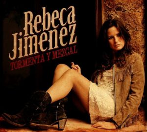 Rebeca Jiménez CD