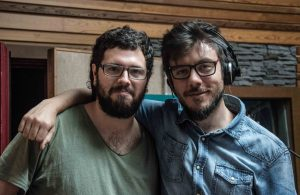 Alvaro Ruiz y Miguel Antilopez