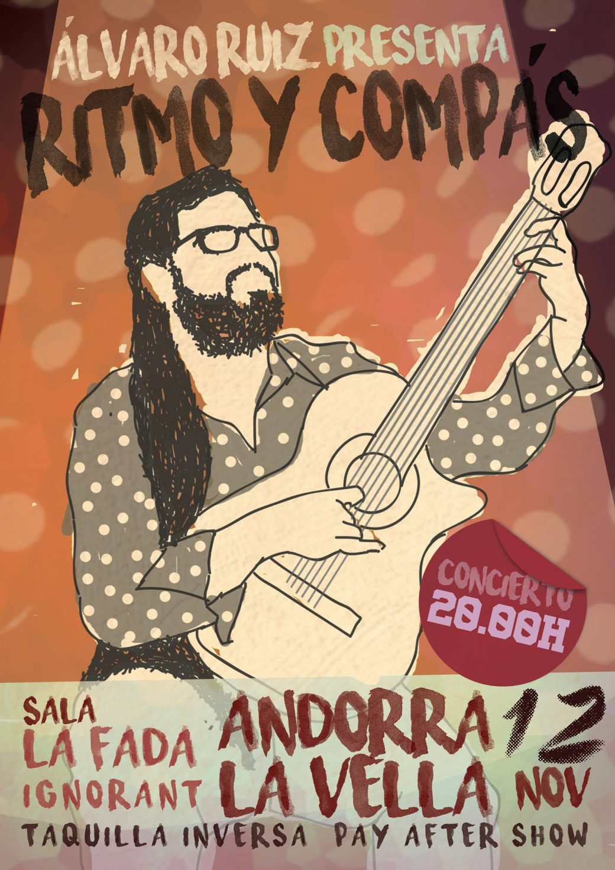 cartell Alvaro Ruiz