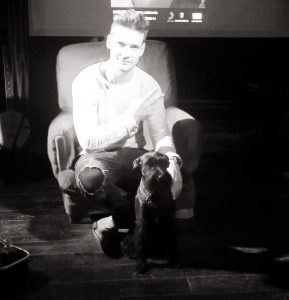 Bruno Sotos amb Dean
