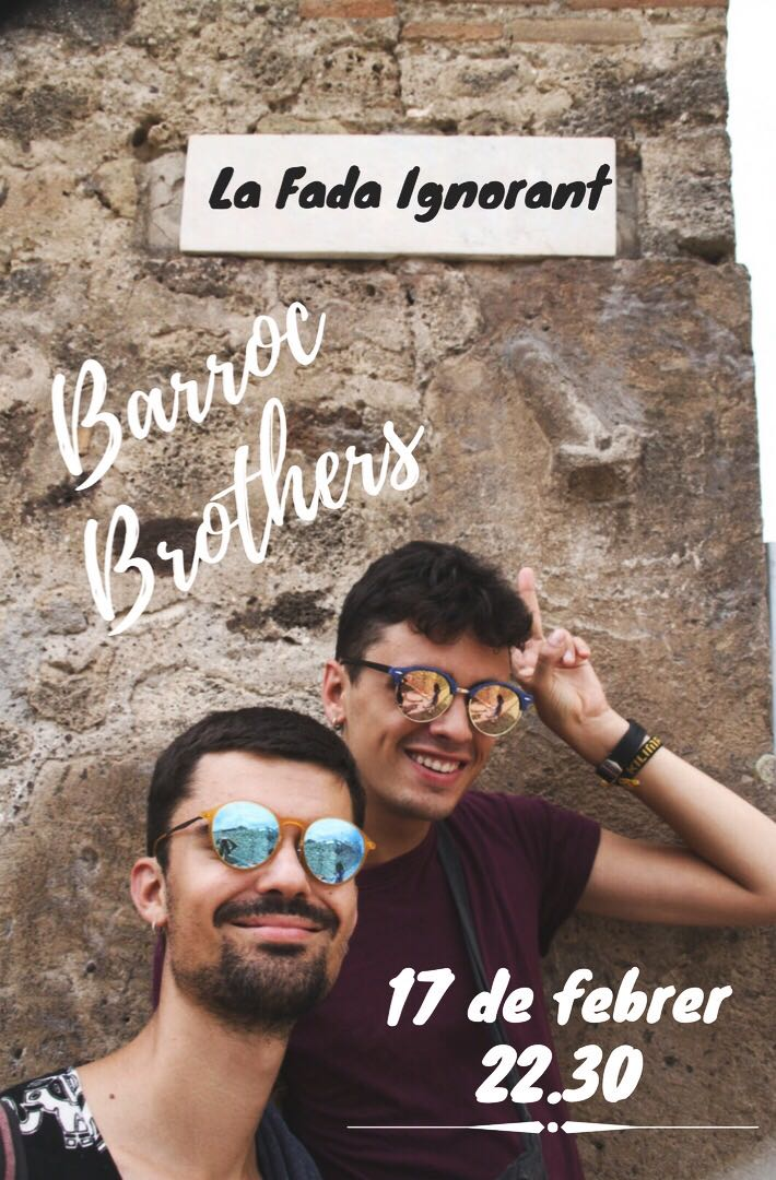 Cartell Barroc Brothers