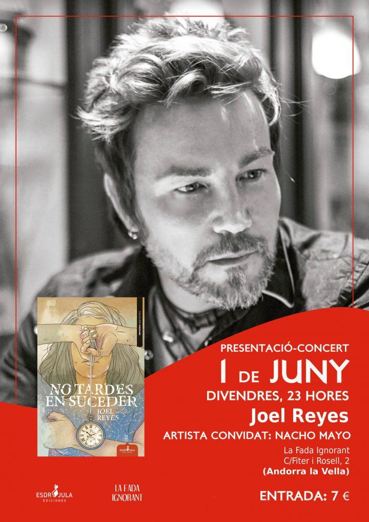Cartell joel reyes juny 2018
