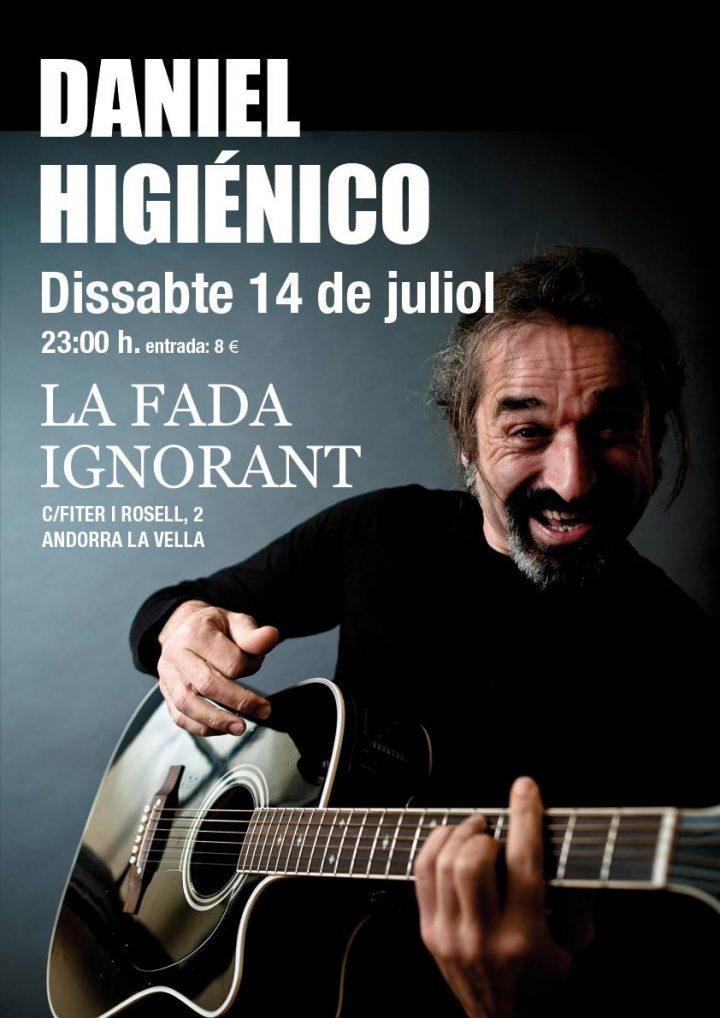 Cartell Daniel Higiénico