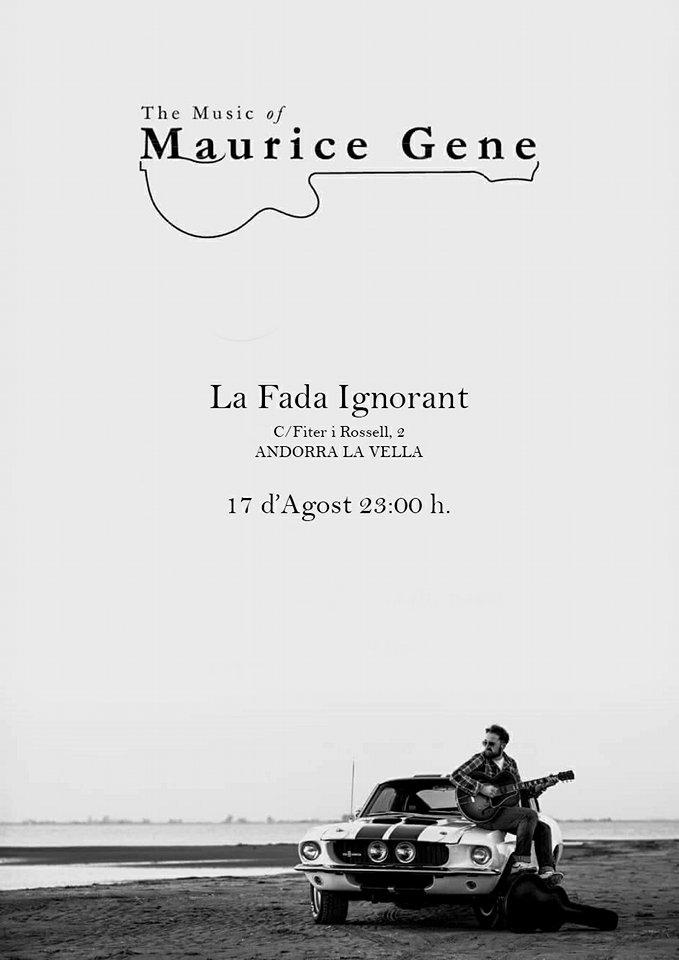 Cartell Maurice Gene