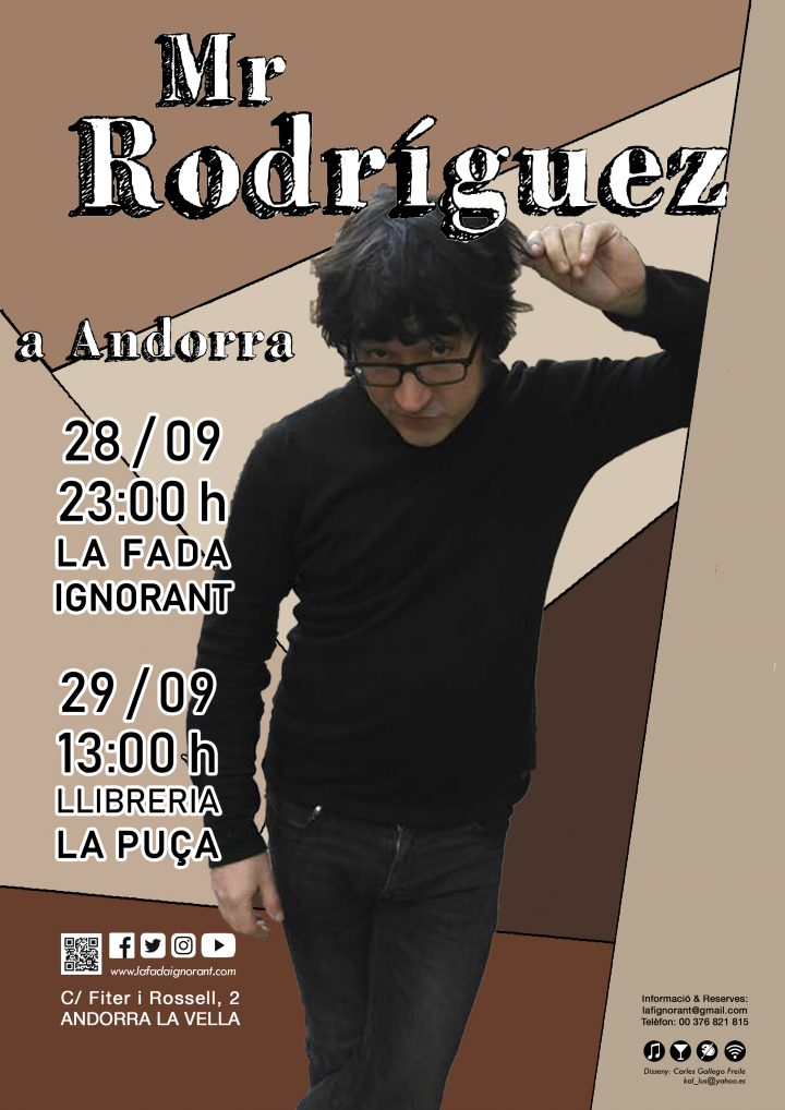 CARTELL-LA FADA-MR RODRIGUEZ-28-09-2018