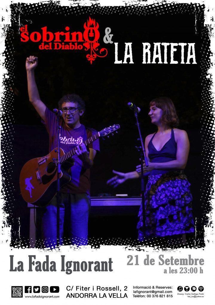 CARTELL-LAFADA-SOBRINO I RATETA_21-09-2018